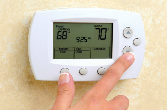 Checking the temperature controls is also one of the things to do in your hotel room - matini hotels