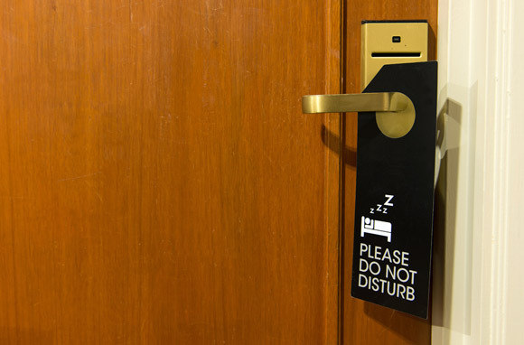 Do not disturb - matini hotels